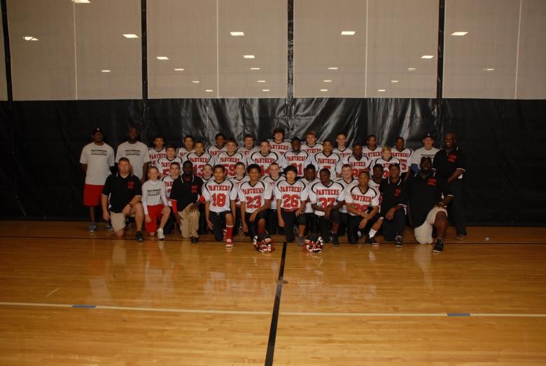 8th Grade Football Team!